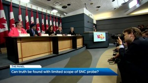 Can truth be found with the SNC-Lavalin probe's limited scope?